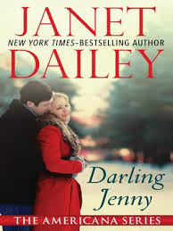 Darling Jenny Americana Series Book 50 Janet Dailey Author