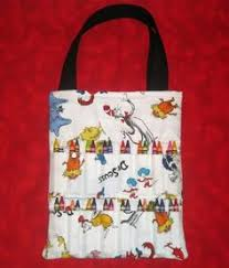 Coloring Book Crayon Tote Perfect Combo For A Shoe Box May Need