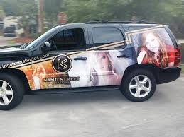Vehicle Wraps & Vinyl Graphics - Charleston Wraps