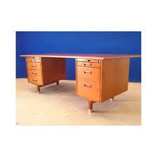 bureau ordo ed ordo bureau vintage scandinave en teck 1960 design market
