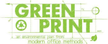 Green Print an Environmental Plan from Modern fice Methods