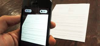Scan Multiple Docs into e PDF on Your iPhone with FineScanner