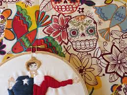 Embroidery Big Tex And FabricJPG