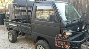 100 Truck Hunting Accessories Tricked Out Hunting Honda Acty With Accessories Brush Guard YouTube