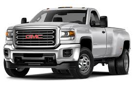 2016 GMC Sierra 3500HD Information