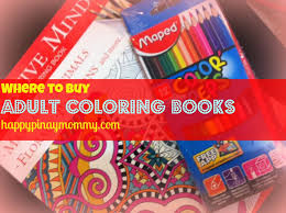 Where To Buy Adult Coloring Lovely Books