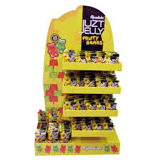 Counter Display For JUZT JELLY
