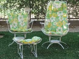 homecrest patio furniture retro patio chair cushions retro