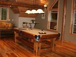 Pool Table Barnwood 1