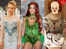 Famous Halloween Characters List by Best Celebrity Halloween Costumes Of 2017 Insider