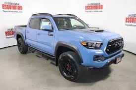 New 2018 Toyota Tacoma TRD Pro Double Cab Pickup In Escondido ...