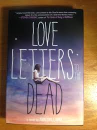 Door Stop Novels Young Adult Fiction Love Letters to the Dead by
