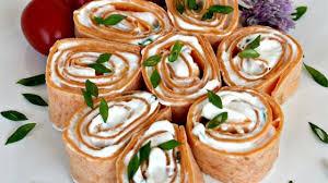 canapes recipes burrito canapes recipe allrecipes com