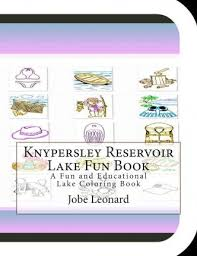 Knypersley Reservoir Lake Fun Book A And Educational Coloring
