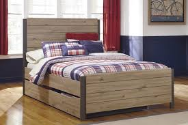 full size trundle bed kids — Modern Storage Twin Bed Design
