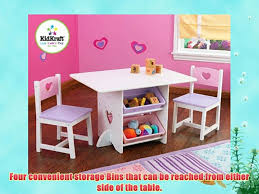 Kidkraft Heart Table And Chair Set With Pastel Bins - Video Dailymotion Kidkraft Farmhouse Table And Chair Set Natural Amazonca Toys Nantucket Kids 5 Piece Writing Reviews Cheap Kid Wood And Find Kidkraft 21451 Wooden 49 Similar Items Little Cooks Work Station Kitchen By Jure Round Ding Vida Co Zanui Photos Black Chairs Gopilatesinfo Storage 4 Hlighter Walmartcom Childrens Sets Webnuggetzcom Four Multicolored