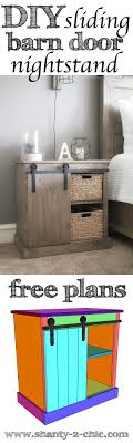 Sliding Barn Door Nightstand - DIY | Nightstand Plans, Diy Barn ... Bar Sliding Barn Door Plans Best 25 Modern Barn Doors Ideas On Pinterest Sliding Design Designs Interior Ideasbarn Closet Building Space Saving And Creative Doors Dutch How To Build Page Learn About Remodelaholic Simple Diy Tutorial Front Overhang Ideas Tape Guide Cross Fake Garage Windows Diy Vinyl Free From Barntoolboxcom For The Farmhouse Small Hdware And