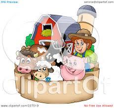 Livestock Loafing Shed Plans by Free Livestock Barn Plans Nosote
