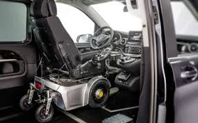 Mercedes Benz Wheelchair Accessible Van Conversion