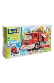 Revell Junior Fire Truck Model Kit Available At #Nordstrom | GIFTS ... Pin By Randy Cobb On Model Kitssemi Trucks Pinterest Vintage Paw Patrol Ultimate Rescue Fire Truck Playset New Toys Coming Out Kits Hobbydb Apparatus Deliveries News At The Front Pocketmagscom Masterpieces Works Of Ahhh Wood Pating Kit Two Airfix Plastic Model Kits Both 064428 132 Scale 1914 Dennis Mack Pumper Amazoncom 1911 Christie American Steam Engine
