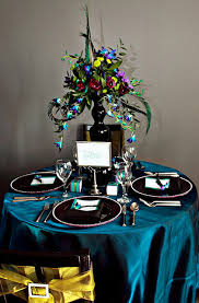 Peacock Wedding Decorations Ideas — CRIOLLA Brithday & Wedding