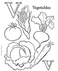Printable ABC Coloring Sheet