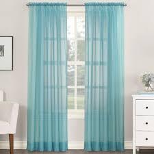 Blue Sheer Curtains Uk by Curtains U0026 Drapes Birch Lane