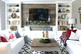 White Living Room Cabinets Luxury Built In For Wall Units