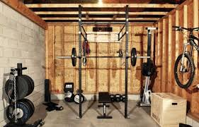 So What Do You Think About Simple In Garage Home Gyms Ideas Above Its Amazing Right Just Know That Photo Is Only One Of 17 Modern Gym