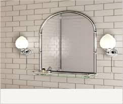 chrome bathroom mirrors chrome rectangular pivot mirror bathroom