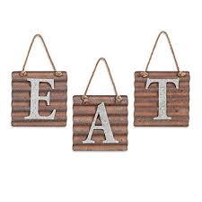 Eat Signs Kitchen Decor Amazon