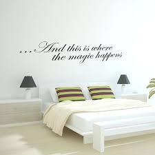 Bedroom Wall Lyrics Stickers For Quotes Tumblr