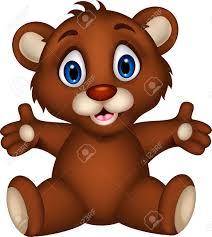 Bear Cub Clipart Daddy