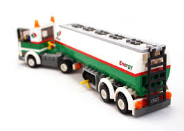 100 Lego City Tanker Truck Gas 3180 Instructions
