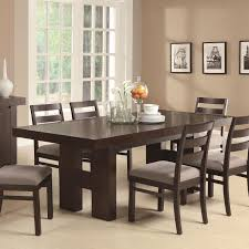 Coaster Furniture Dabny Cappuccino Dining Table | The Classy Home Coaster Company Brown Weathered Wood Ding Chair 212303471 Ebay Fniture Addison White Table Set In Los Cherry W6 Chairs Upscale Consignment Modern Gray Chair 2 Pcs Sundance By 108633 90 Off Windsor Rj Intertional Pines 9 Piece Counter Height Home Furnishings Of Ls Cocoa Boyer Blackcherry Side Dallas Tx Room Black Casual Style Fine Brnan 5 Value City 100773 A W Redwood Falls