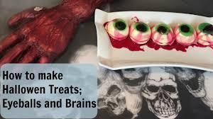 Halloween Eyeball Jello Molds by Halloween Party Ideas Diy Brains Eyeballs Shush Johnson