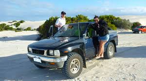 100 Amigo Truck Its An Jeff And Fionas Gecko Green Isuzu Is Loaded