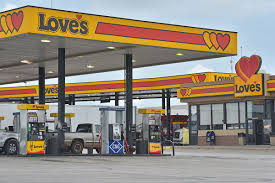 100 Loves Truck Stop Corporate Office Travel CNG Fueling Station ET Environmental