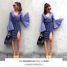super vaidosa from the runway to street style bell sleeve tops