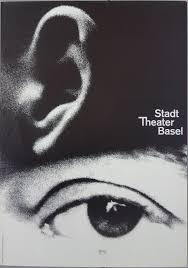 stadt theater basel plakat poster graphik