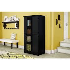south shore narrow storage cabinet south shore 4 door storage cabinet finishes