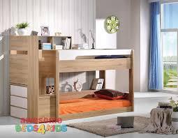 Springbrook Low Line Bunk Bed