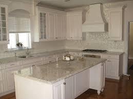 simple of pearl backsplash of pearl tile
