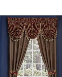 Cheap Waterfall Valance Curtains by Window Valances Linens N U0027 Things