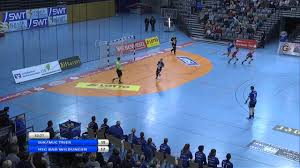 Handball 1 Bundesliga 0405 TBV LemgoTHW Kiel Pictures Getty