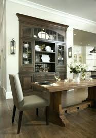 Image Style A Dining Room Storage Ideas Built In China Cabinet