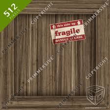 A 512x512px Wooden Shipping Crate Texture Or Storage