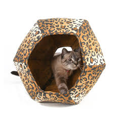 Harry Barker Dog Bed by The Cat Ball Ball Bed Leopard Feed Pet Purveyor