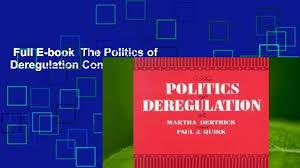 100 Trucking Deregulation Full Ebook The Politics Of Complete