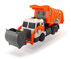 100 Trash Trucks In Action Amazoncom DICKIE TOYS Series Garbage Truck Toys Games